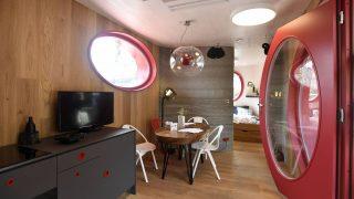Prag 3D-Haus von innen