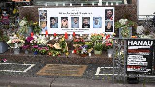 Gedenken an die Opfer des Anschlages in Hanau