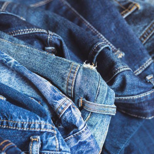 Die Jeans hat viele Talente - sie hilft sogar bei der Verbrecherjagd.
