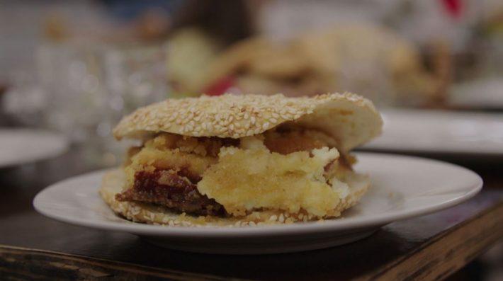 Kaake - das Knefeh Brot aus dem Libanon