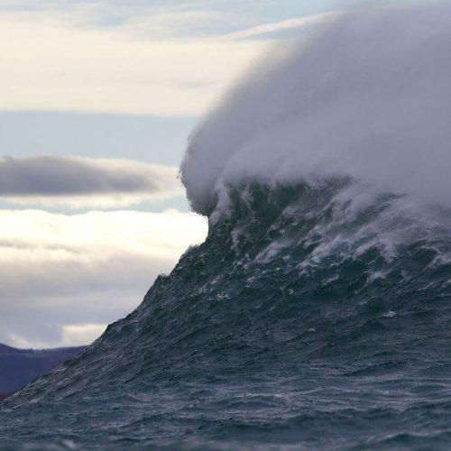 Welle WLAN unter Wasser