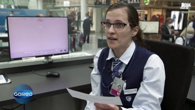 10 Fragen an eine Security-Mitarbeiterin am Flughafen