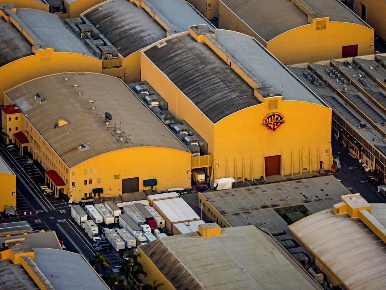 Die Warner Bros. Studios in Los Angeles
