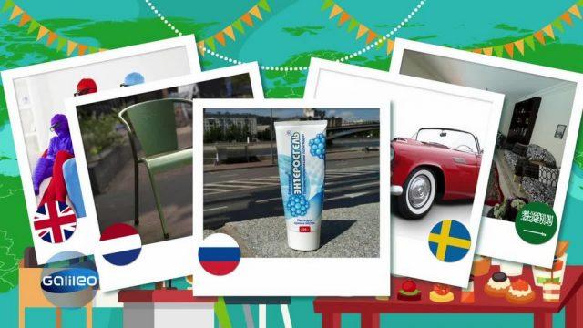 5 Dinge, die in anderen Ländern zum Feiern unverzichtbar sind