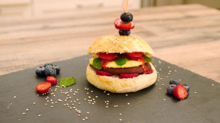 Dessert Burger