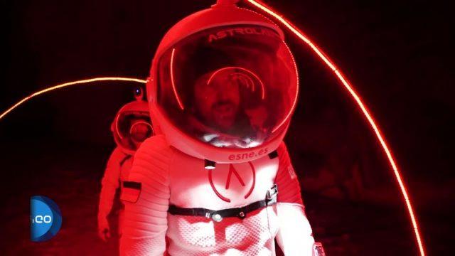 AdevntureZ: Wie würde Urlaub auf dem Mars aussehen?