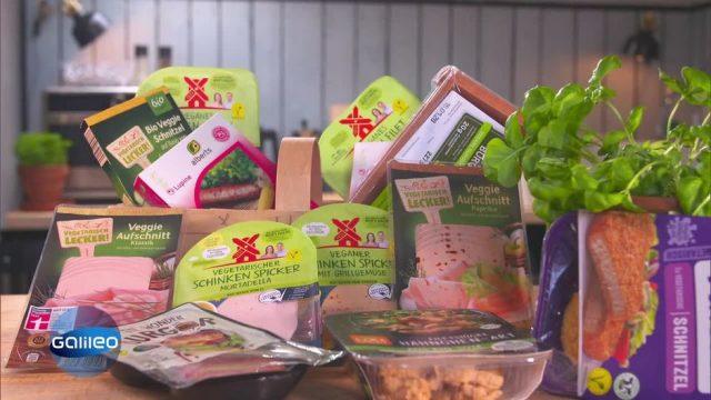 Alles Veggie: Wie gut sind Fleischersatz-Produkte?