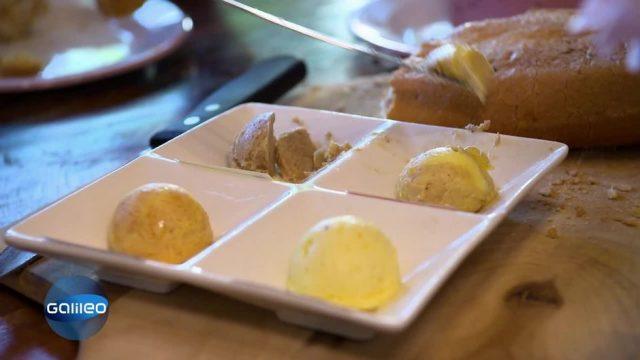 Alles in Butter?! Die erste Butterbar der Welt