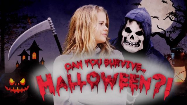 Can you survive Halloween?