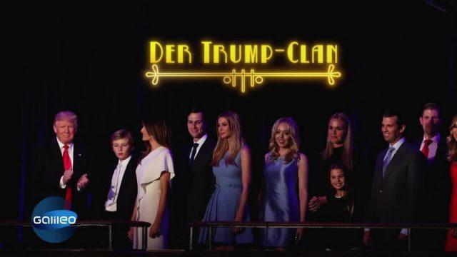 Donald, Melania und Co.: Wie tickt der Trump-Clan?