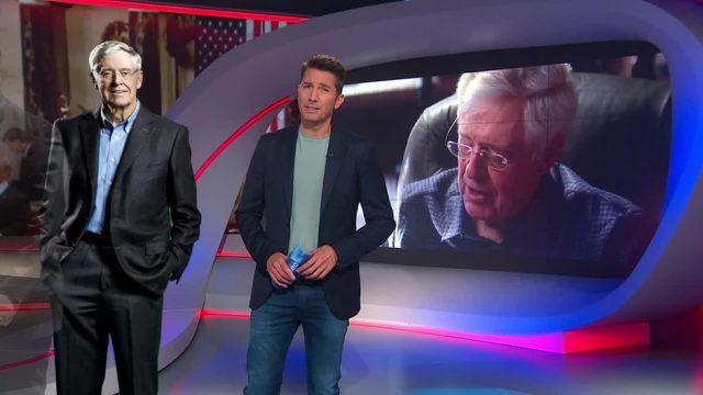 Donnerstag: Präsidentenmacher Charles Koch