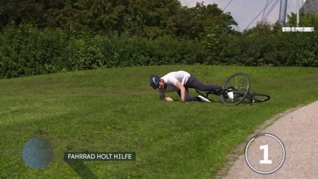 E-Bike erkennt Unfälle und holt selbstständig Hilfe