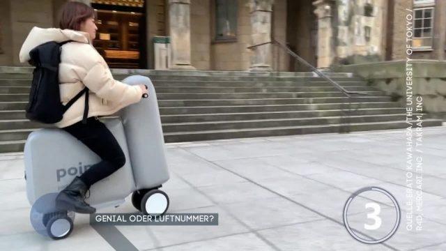 Ein aufblasbares E-Bike: Genial oder Luftnummer?
