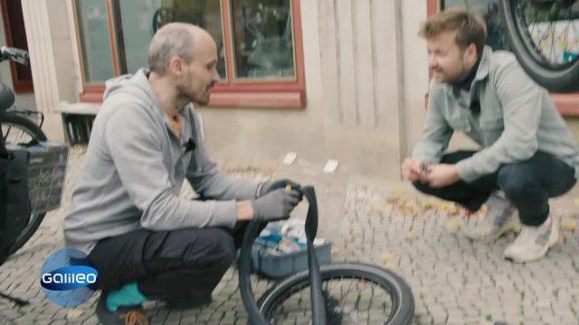 G-checkt: Wie gut sind mobile Fahrradwerkstätten?