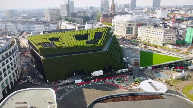 Green Hero: Das grünste Gebäude Europas