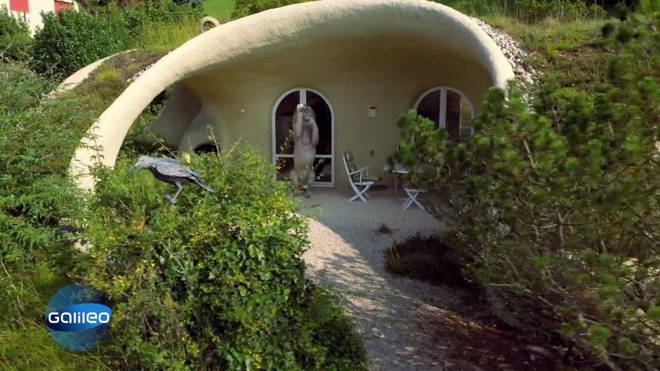 Hobbit Haus Und Kugel Wohnungen Die Aussergewohnlichsten Wohnkonzepte Galileo