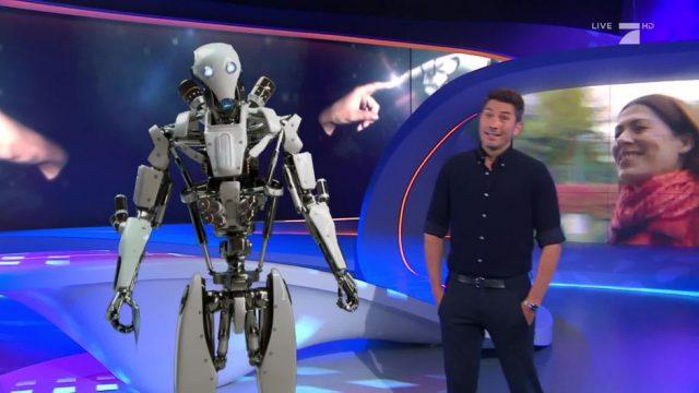 Mittwoch: Was wäre, wenn Roboter den Alltag übernehmen würden?