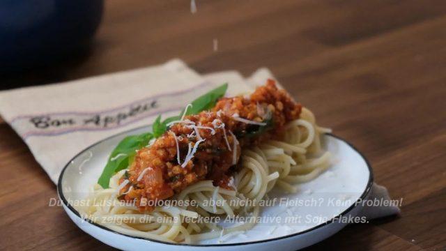 Rezept: Spaghetti Bolognese ohne Fleisch