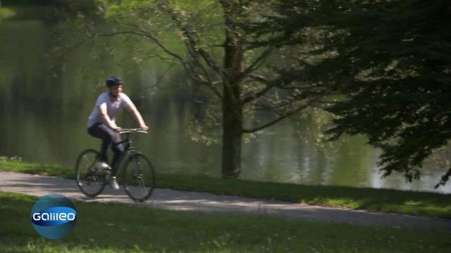 Warum können wir Fahrradfahren?