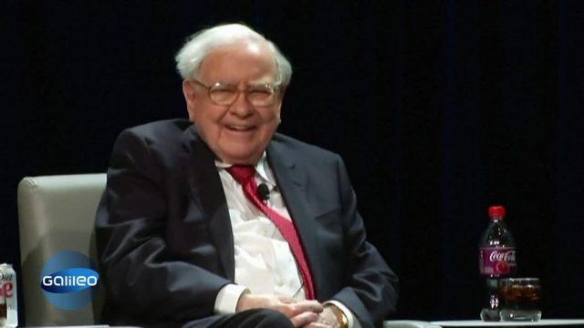 Wie tickt eigentlich Warren Buffet?