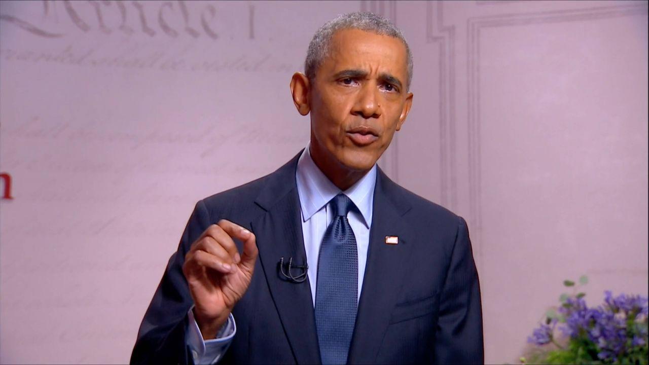 Barack Obama kritisiert Donald Trump