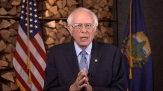 Bernie Sanders setzt sich für Joe Biden ein