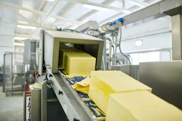 Butterherstellung