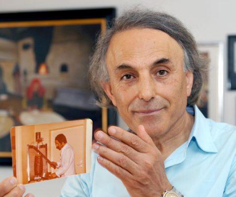 Nevzat Salim, Erfinder des Döners?