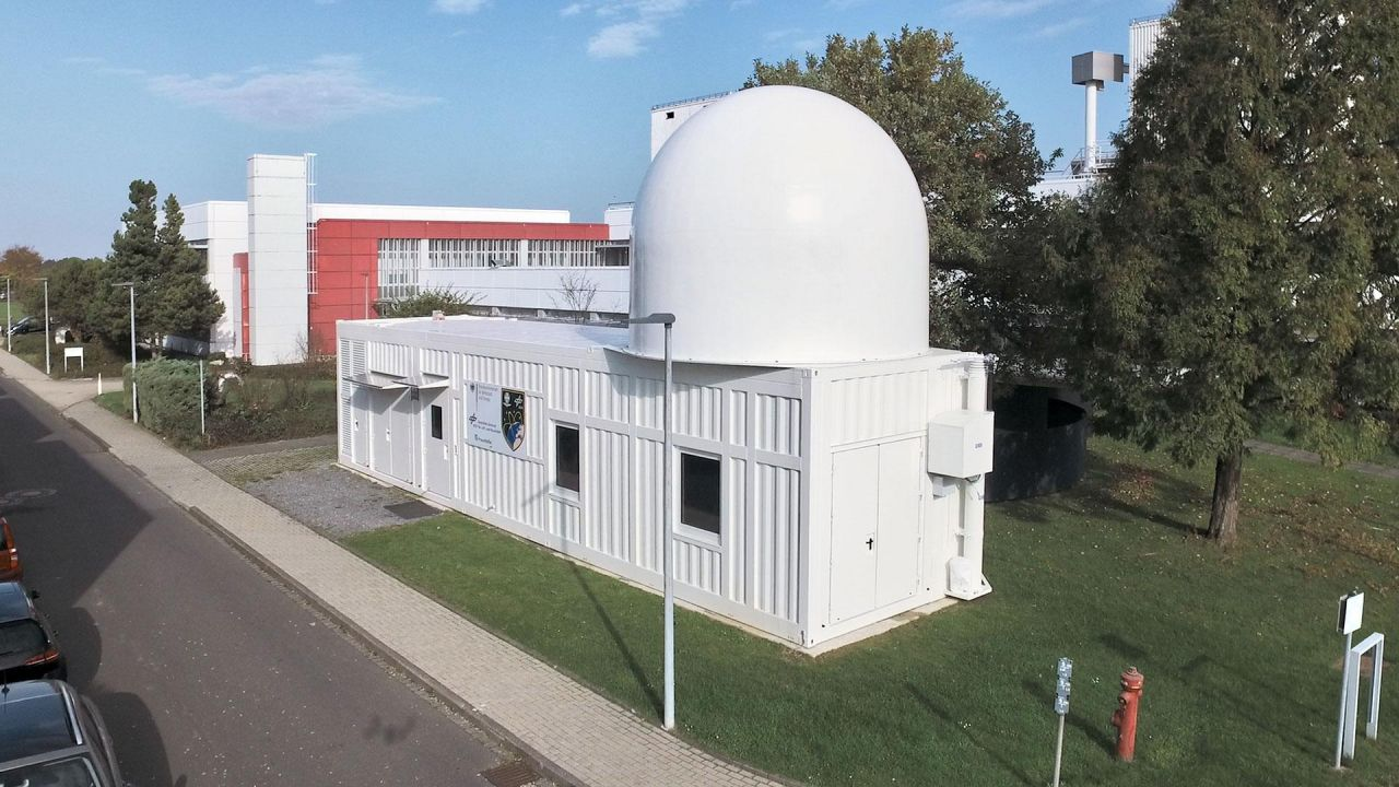 Radaranlage Gestra