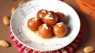 Gulab Jamun aus Indien