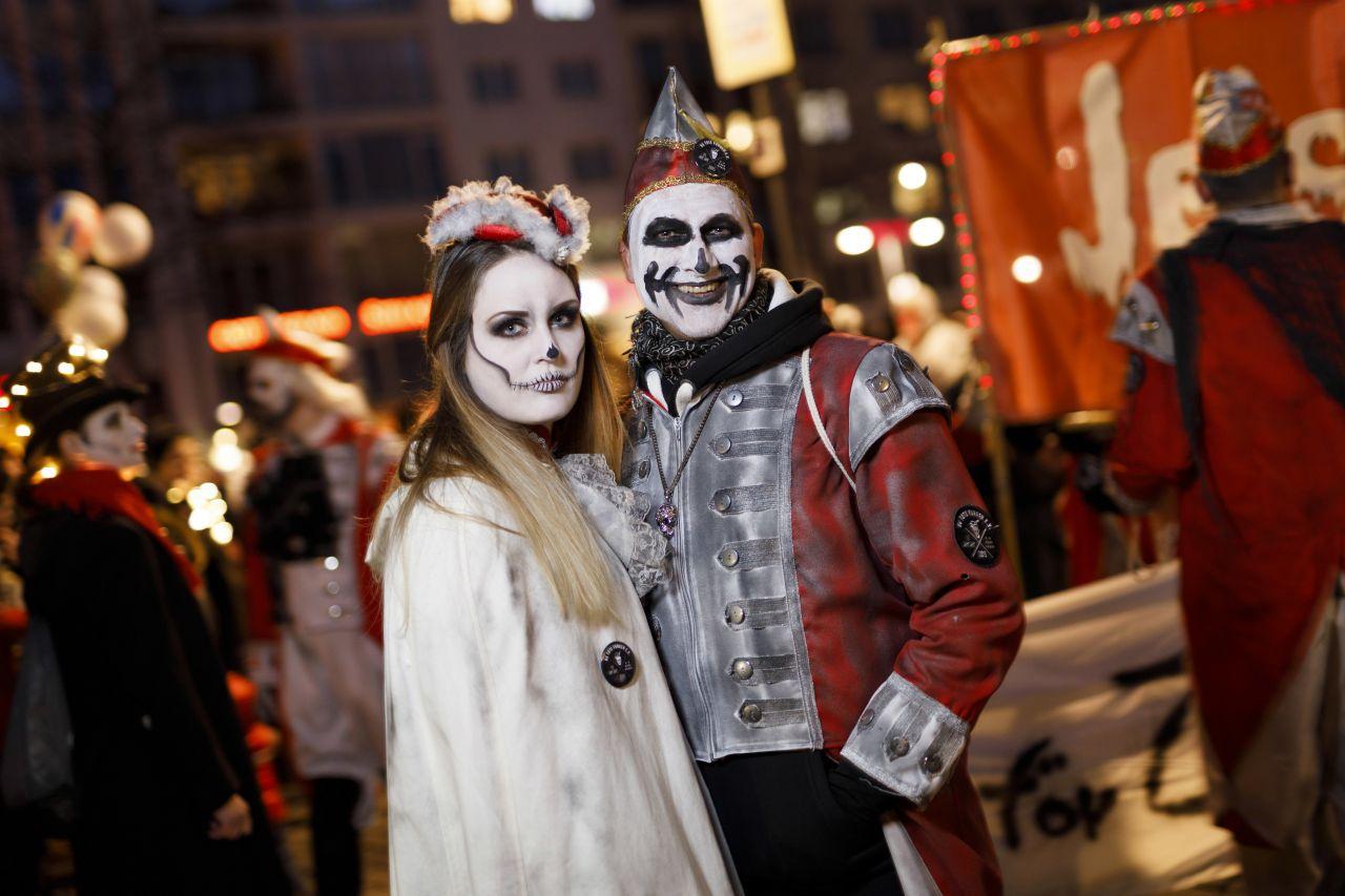 Halloween: Warum wir das Grusel-Fest feiern