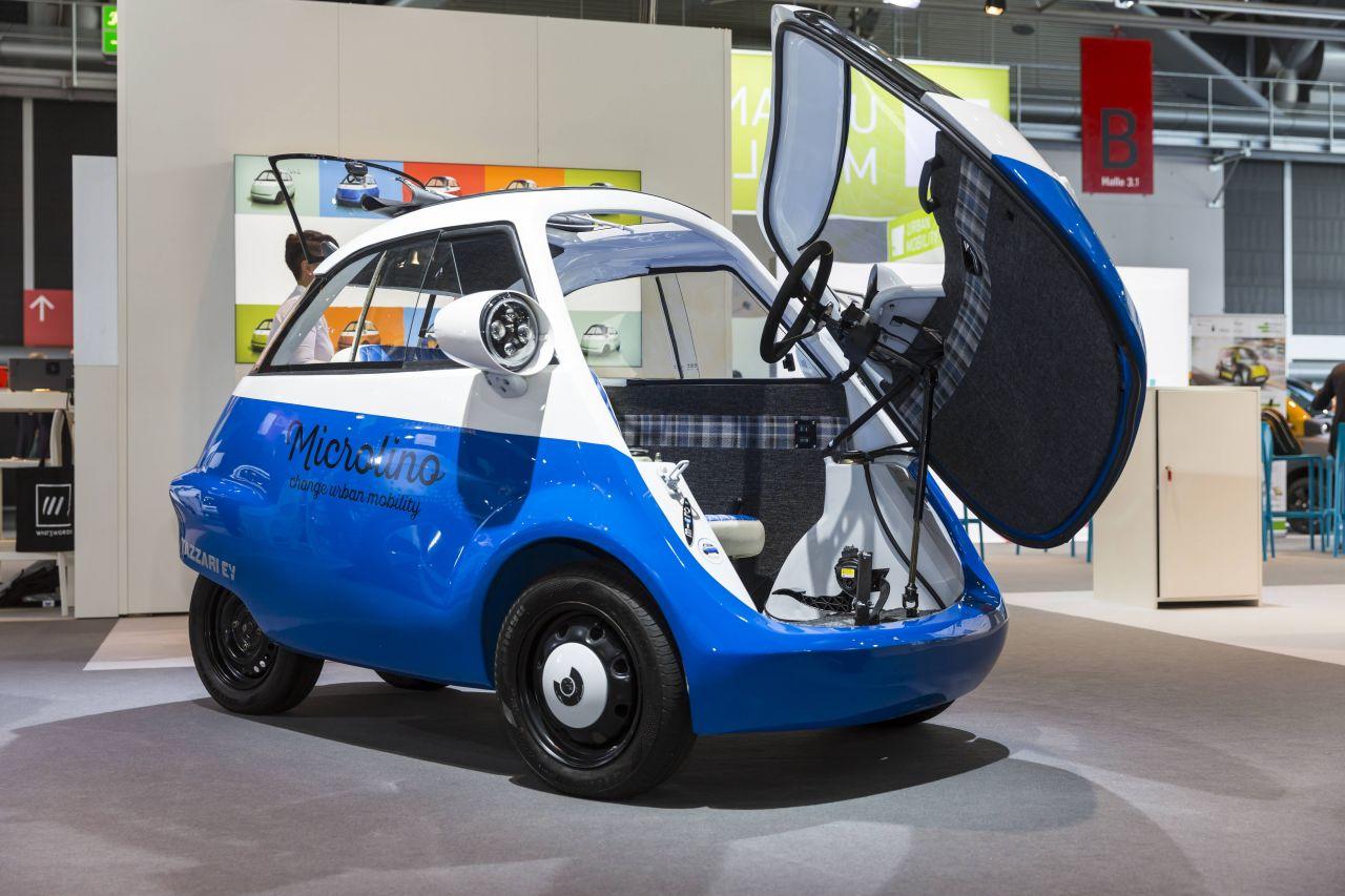 Mini-E-Auto Mircolino
