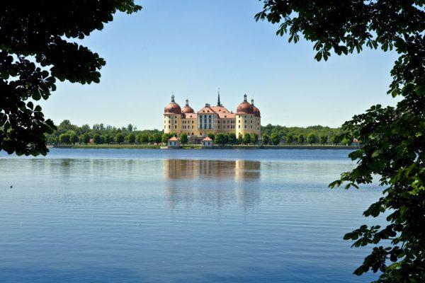 Jagdschloss Moritzburg bei Dresden