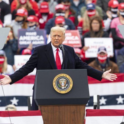 Wer Präsident werden will, muss einiges an Geld mitbringen. Wie kostspielig der US-Wahlkampf ist, verraten wir dir.