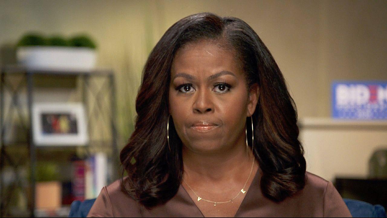 Michelle Obama ruft US-Bürger dazu auf, Biden zu wählen