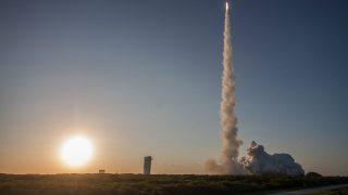 Start von Osiris REx mit einer Atlas V-Rakete