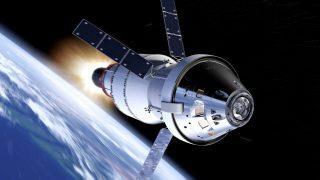 Das Nasa-Raumschiff Orion