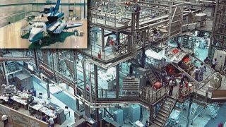 Das Spaceshutte: Plan und Wirklichkeit
