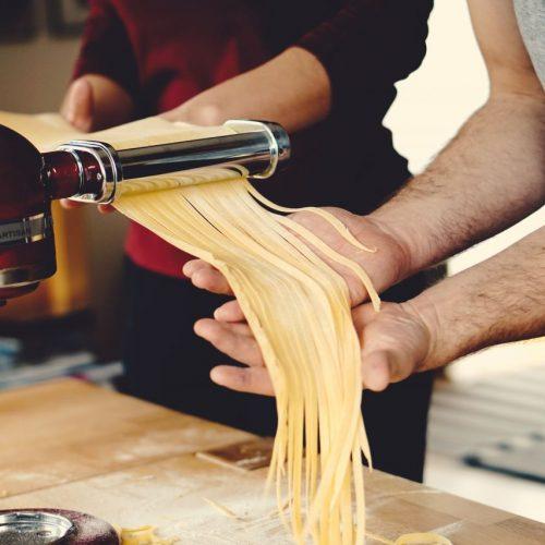 Wir lieben Nudeln. Pasta-Geheimnisse verraten wir dir hier.