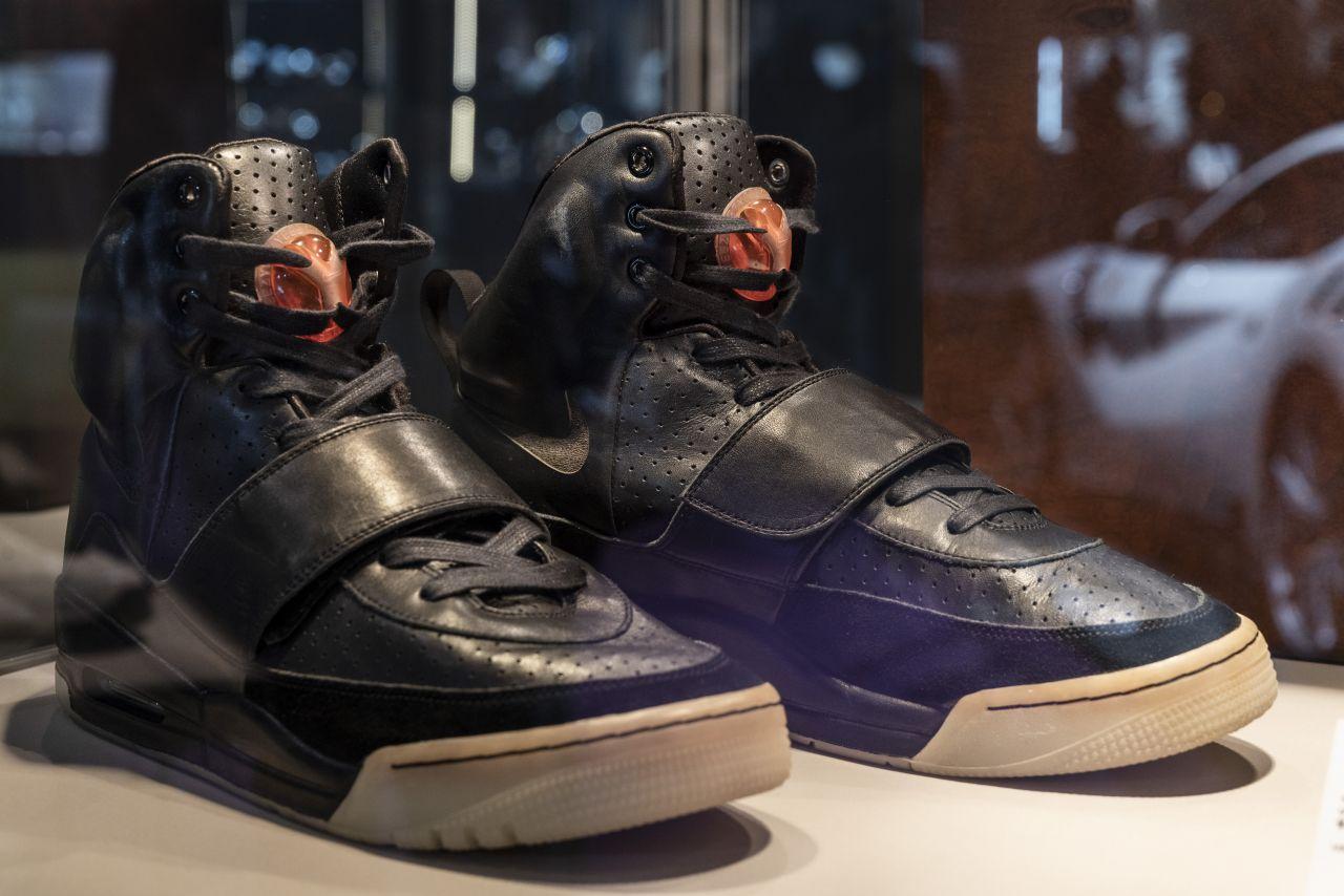 Manche Sneaker sind Millionen wert - deine auch?