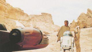 """R2-D2 und C-3PO aus """"Star Wars"""""""
