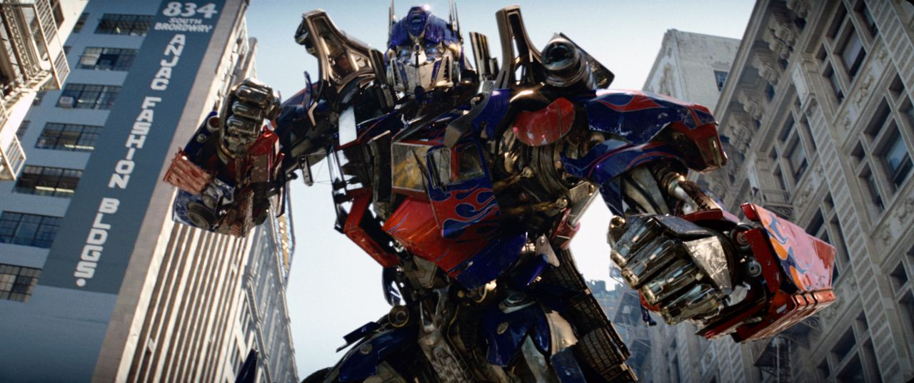 Transformers (picture alliance/Mary Evans Picture Library)