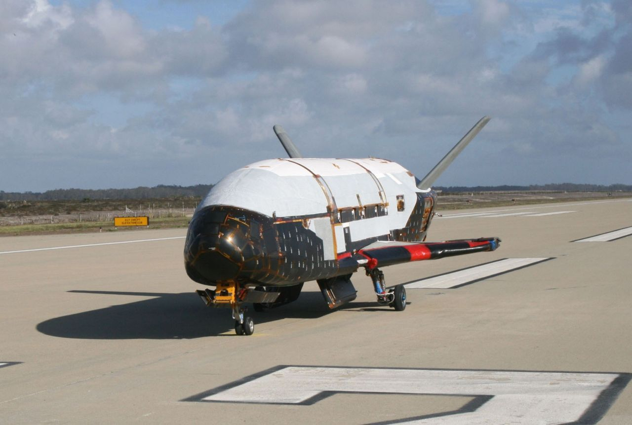 Geheimer US Raumgleiter X-37B
