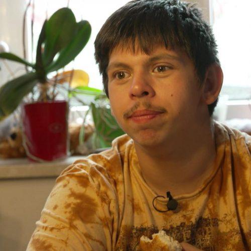 WBS - Williams-Beuren-Syndrom - ist eine seltene Krankheit. Menschen mit dieser Erkrankung sind besonders musikalisch, freundlich und empathisch.