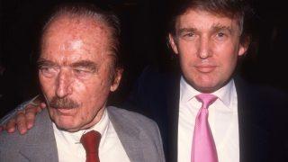 Fred und Donald Trump