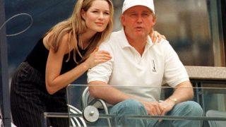 Donald Trump im Tennis-Outfit