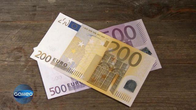 5 Geheimnisse über Geldscheine