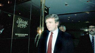 Junger Donald Trump