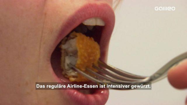 Clip der Woche: Flugzeug-Essen gibt es jetzt auch im Supermarkt