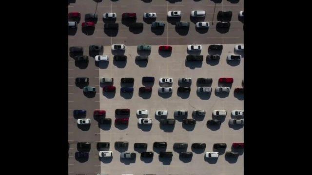 Clips der Woche: Corona Gadgets, Auto-Schlange - 10s